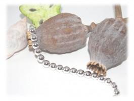 Bijoux Saint-Valentin - Bracelet perles 8 mm