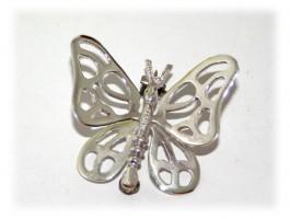 Broche Papillon - Broche papillon délicat