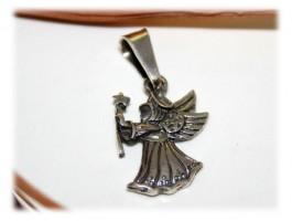 Bijoux Enfant - Pendentif bonne fée