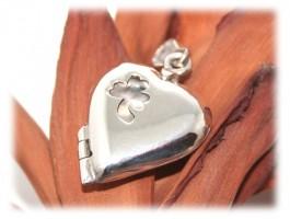 Pendentifs - Pendentif coeur porte photo