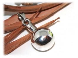Pendentifs - Pendentif fiole bouteille boule pour parfum, elixir, sable