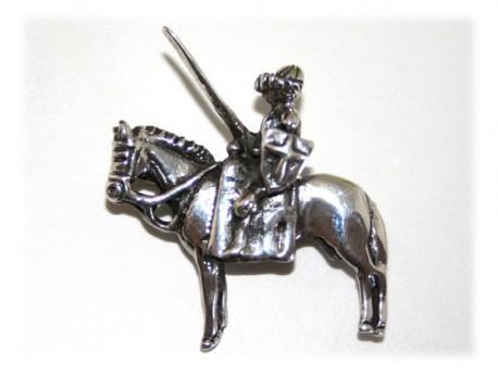 Image De Chevalier Du Moyen Age broche chevalier moyen age argent, broche argent massif 925 - bijoux