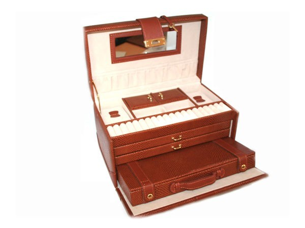 boite bijoux coffret homme marron tous nos bijoux bijoux tr sor de ga a. Black Bedroom Furniture Sets. Home Design Ideas