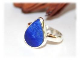 Bague Lapis-Lazuli - Bague lapis lazuli