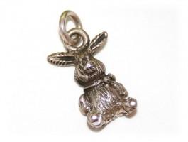 Bijoux Enfant - Pendentif lapin