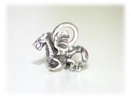 Bijoux Homme - Pendentif dragon mini