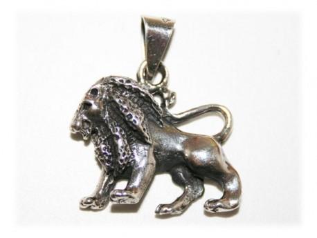 Pendentif Lion Argent Lion