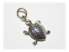 Bijoux Enfant - Pendentif tortue