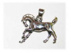 Bijoux Homme - Pendentif cheval somptueux