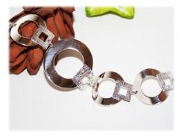 Bijoux Noël - Bracelet somptueux glamour