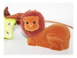 Bijoux Baptème ou Naissance - Ecrin bijou lion