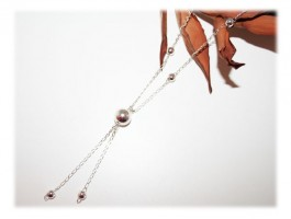 Colliers - Collier long perles