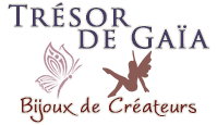 Bijoux Argent, Trésor de Gaïa